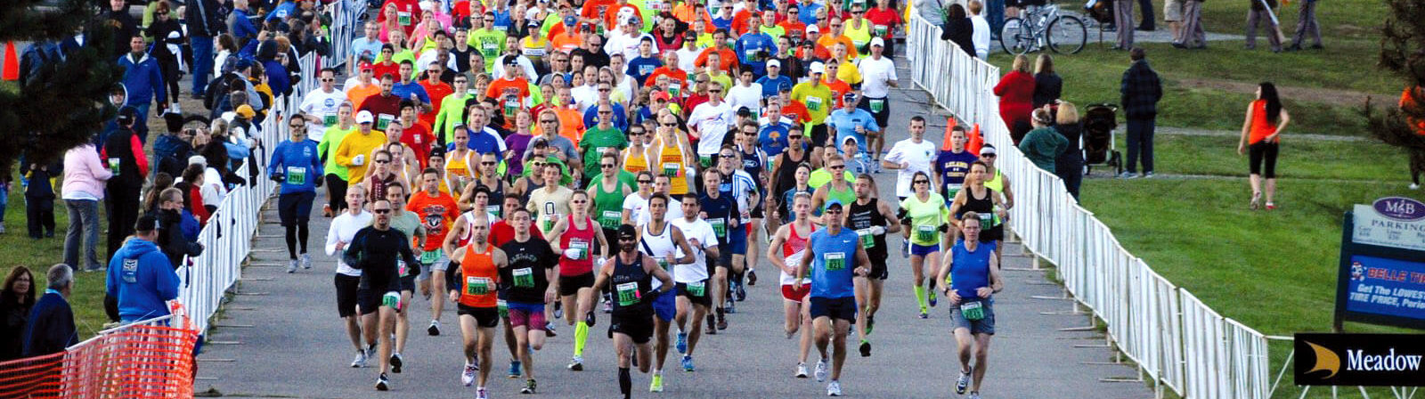 Detroit Free Press/Talmer Bank Marathon and the Brooksie Way